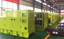 Factory direct sale weifang silent generator with competitive price
