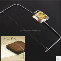 Stainless steel adjustable cake wire / Cake cutter / divider cake tool