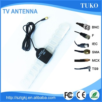 2017most Popular Digital Indoor TV Antenna TV Patch Aerial 1080P