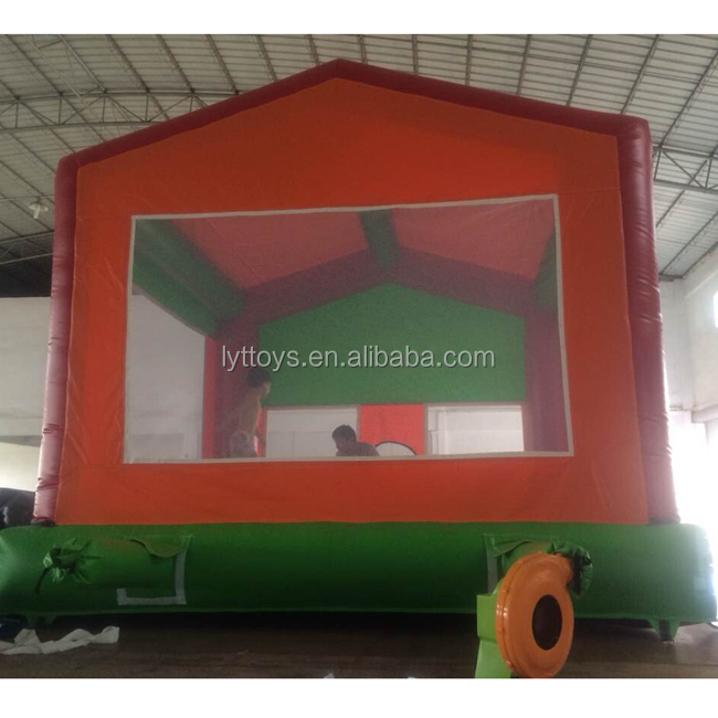 Factory Manufacturer inflatable bouncer castle,indoor inflatable horse bouncer