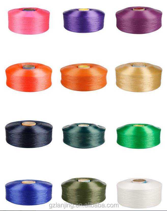 High tenacity polypropylene 1100D PP  yarn