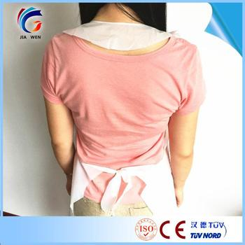 Disposable Plastic Apron With Oem Printing Biodegradable Poly ...