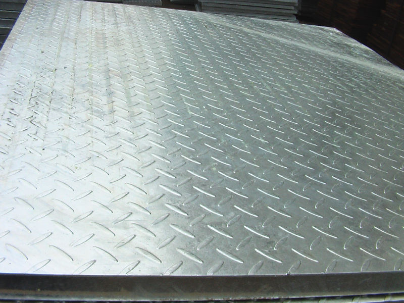 Mild Steel Checker Plate Platform Buy Mild Steel Checker
