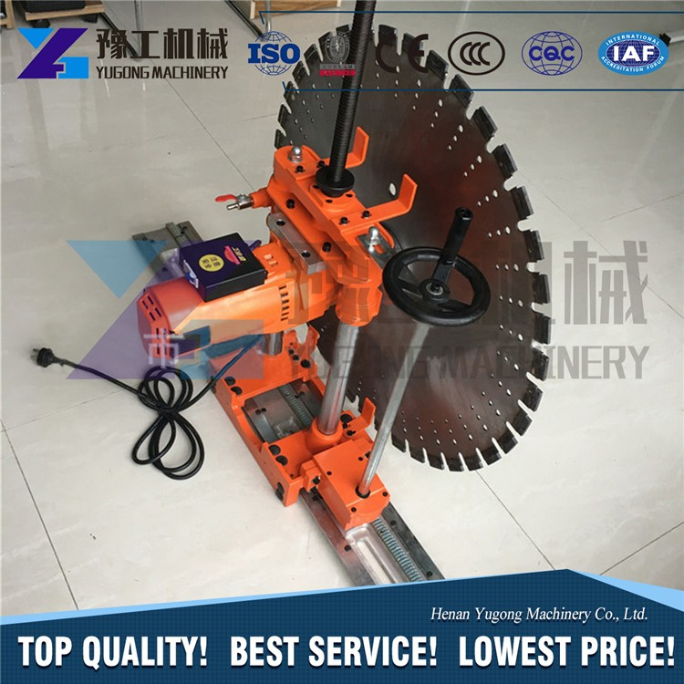 China Retail Wholesale Electric Wall Saw Concrete Wall Cutting ...