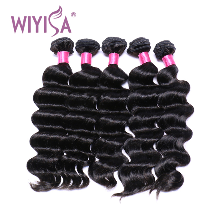Provided Black Pearl Pre-colored Brazilian Hair Weave Bundles Yaki Striaght Human Hair Bulk 1 Bundle Braiding Hair Extensions Braids Hair Hair Weaves