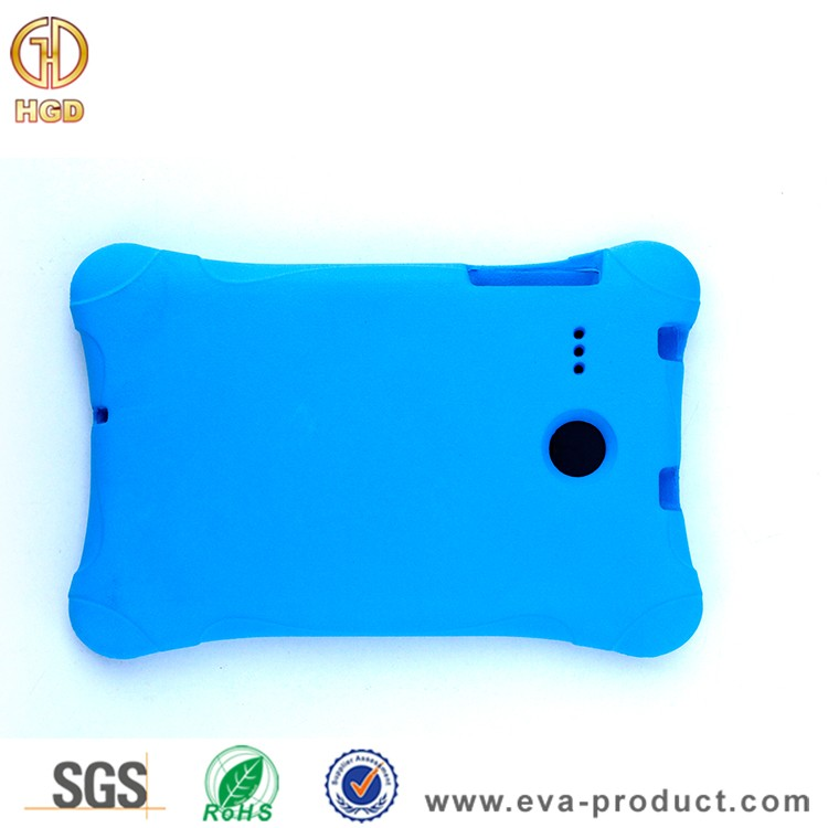 Kiddies series light weight EVA foam shock proof case for samsung galaxy tab e 8.0 esm-t377