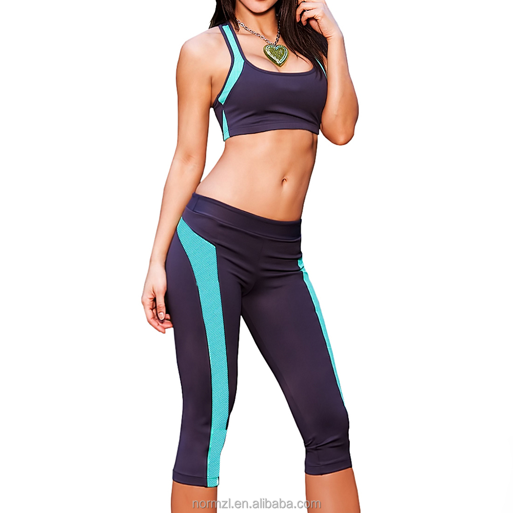 Custom High Quality Kids Yoga Pants Running Yoga Tight ...