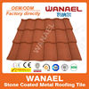 Roman Gazbo roof/stone coated eagle roof tile/heat insulation galvalume roof tile