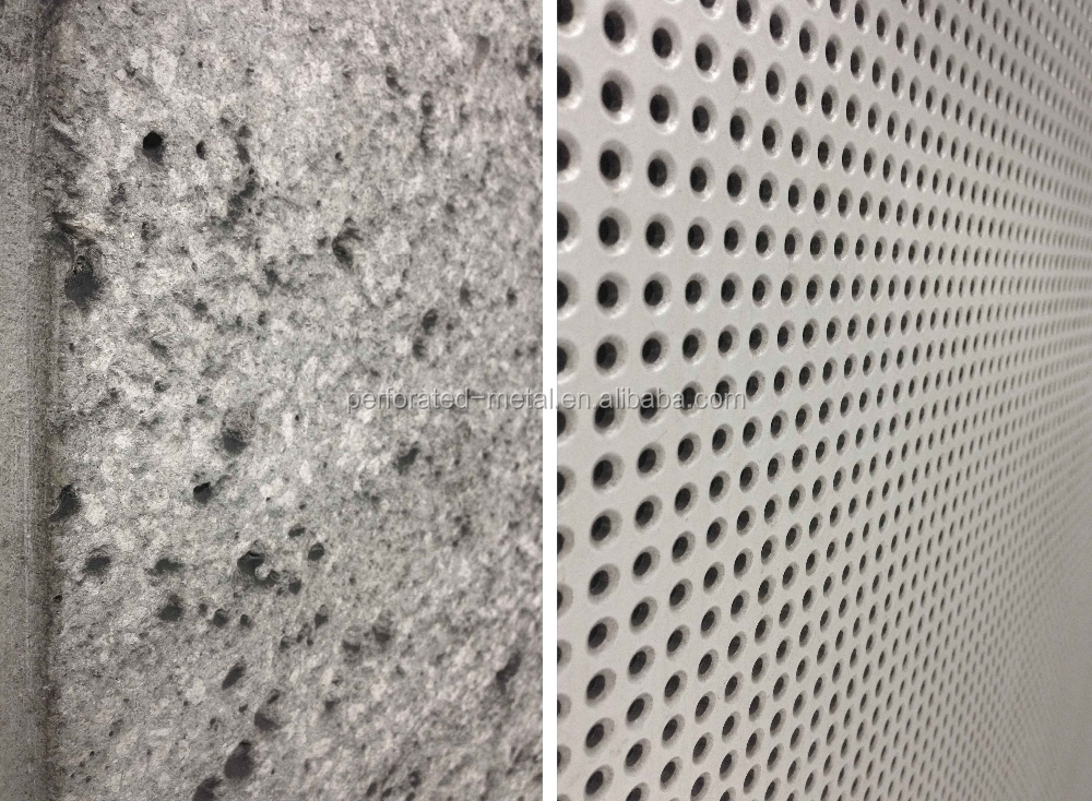 Perforated Stainless Steel Sheet/perforated Board