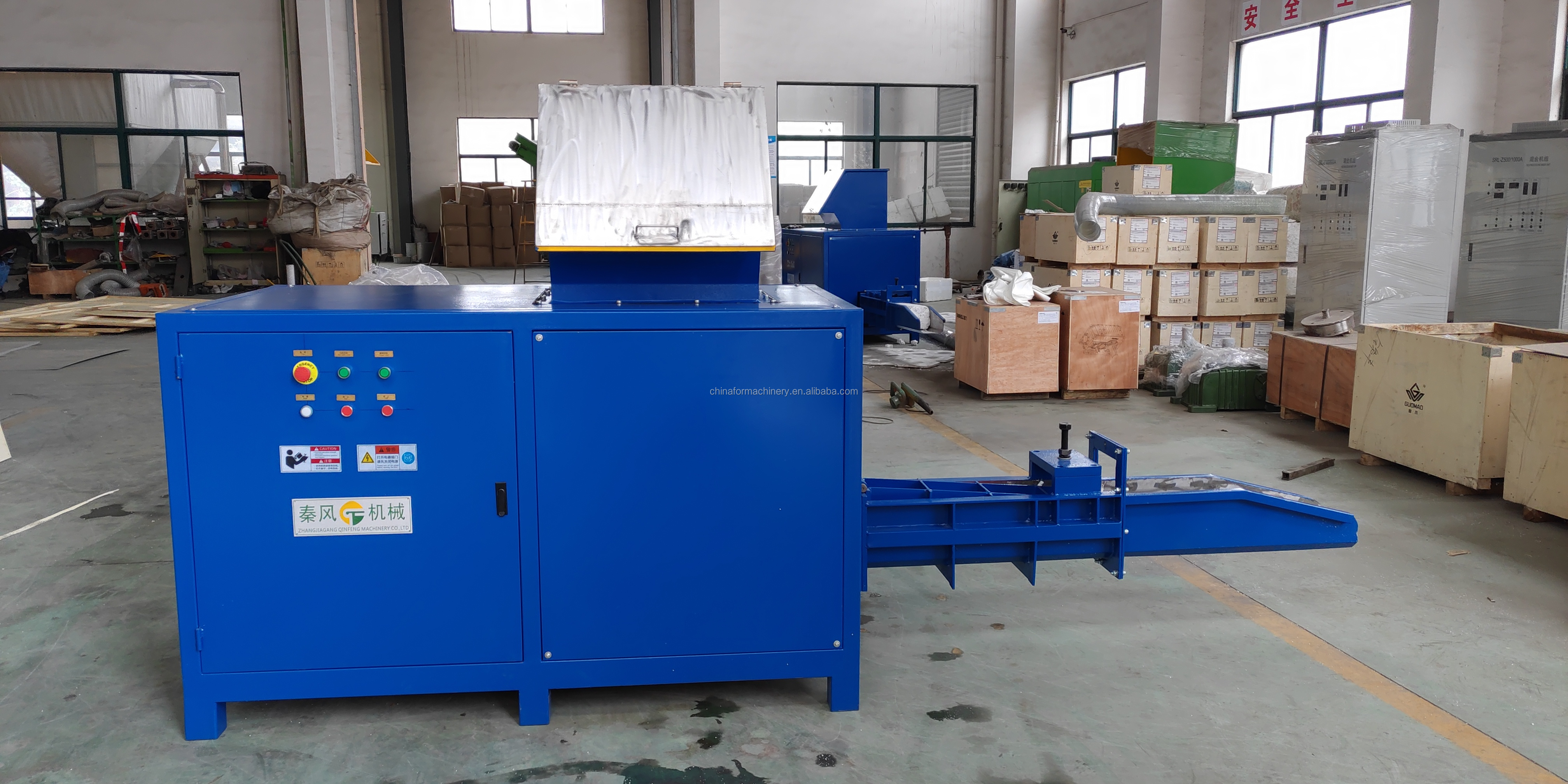 EPS compactor with CE certificate hot melter machine