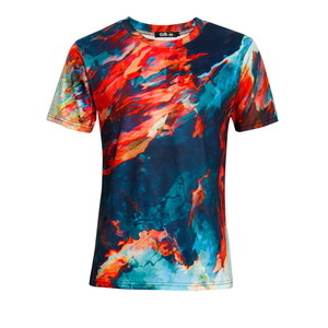 100% Polyester Wholesale Blank 3D Sublimation Printing T-Shirts