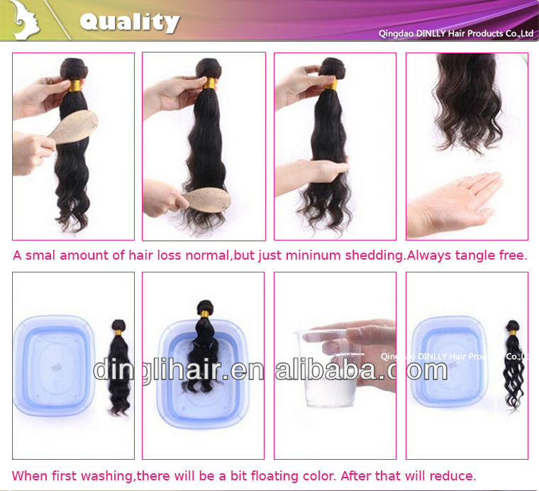 Machine technique made weft indian human hair extensions with machine technique made weft indian human hair extensions with natural wave style pmusecretfo Images