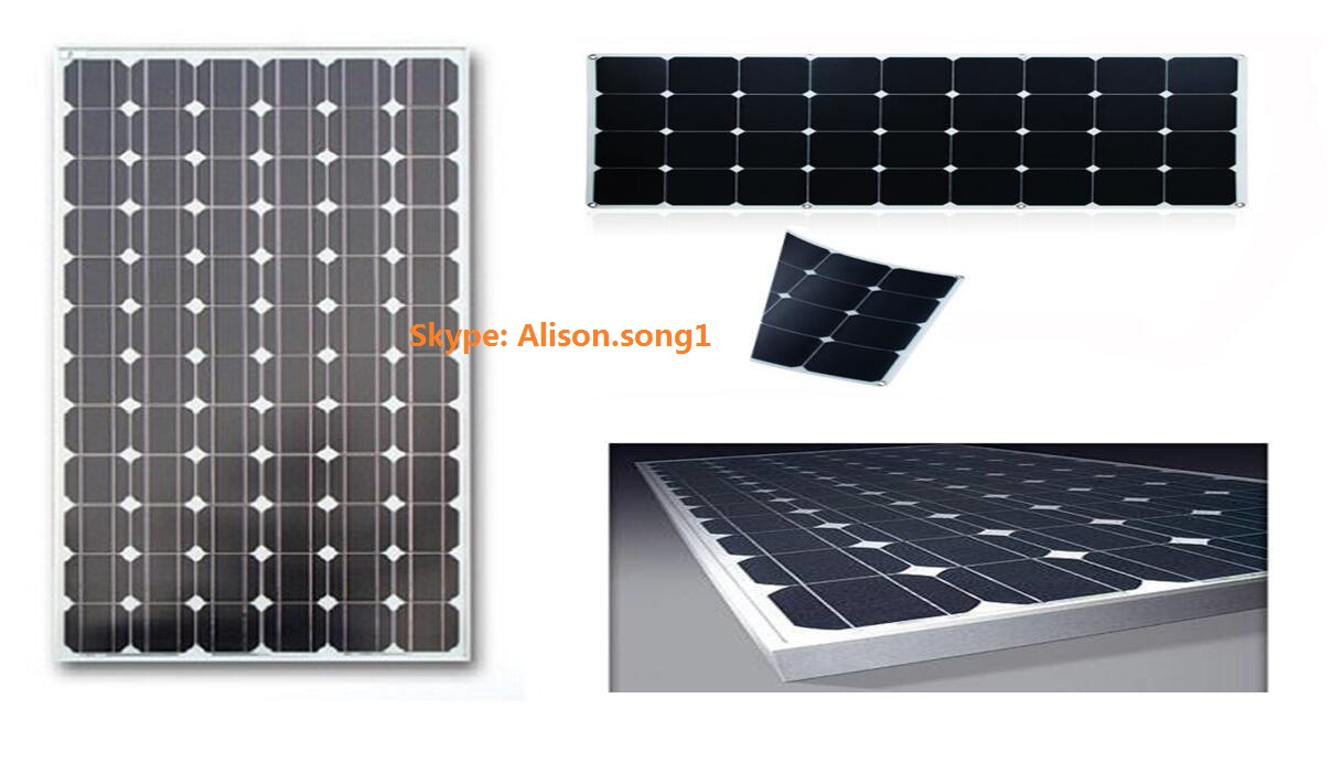 Factory Price Pv Solar Panels Best Price High Quality
