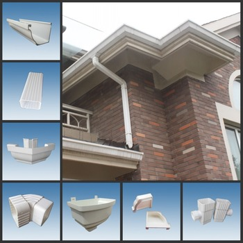 New India Roof Drainage Gutter Protection Systems Low