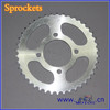 SCL-2012031055 For SUZUKI GN125 Parts Motorcycle Roller Chain Sprocket