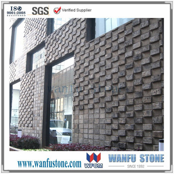 Various Natural Stone Exterior Wall Cladding/modern Decorative Stone ...
