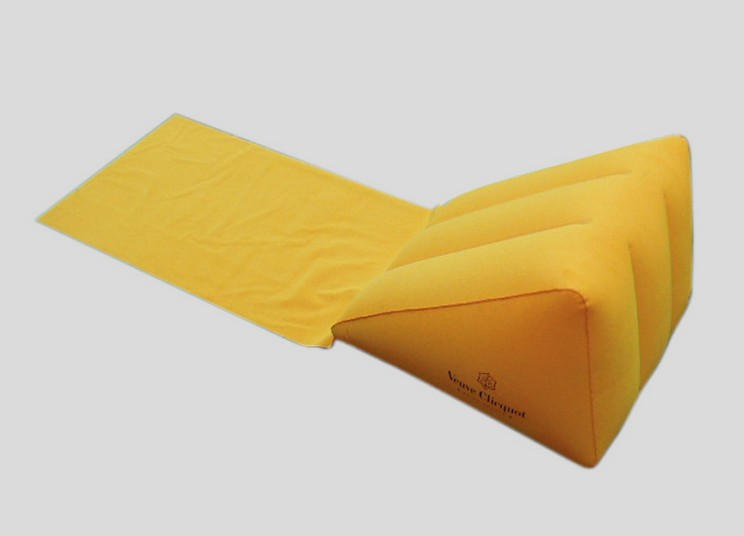 back rest air cushion pillow wedge inflatable air pillow cushion