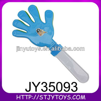 fans hi five hand clappers buy hand clapper plastic hand clappers