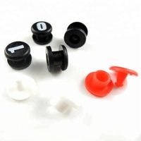 Wristband Plastic Press Snap Button Safety Button