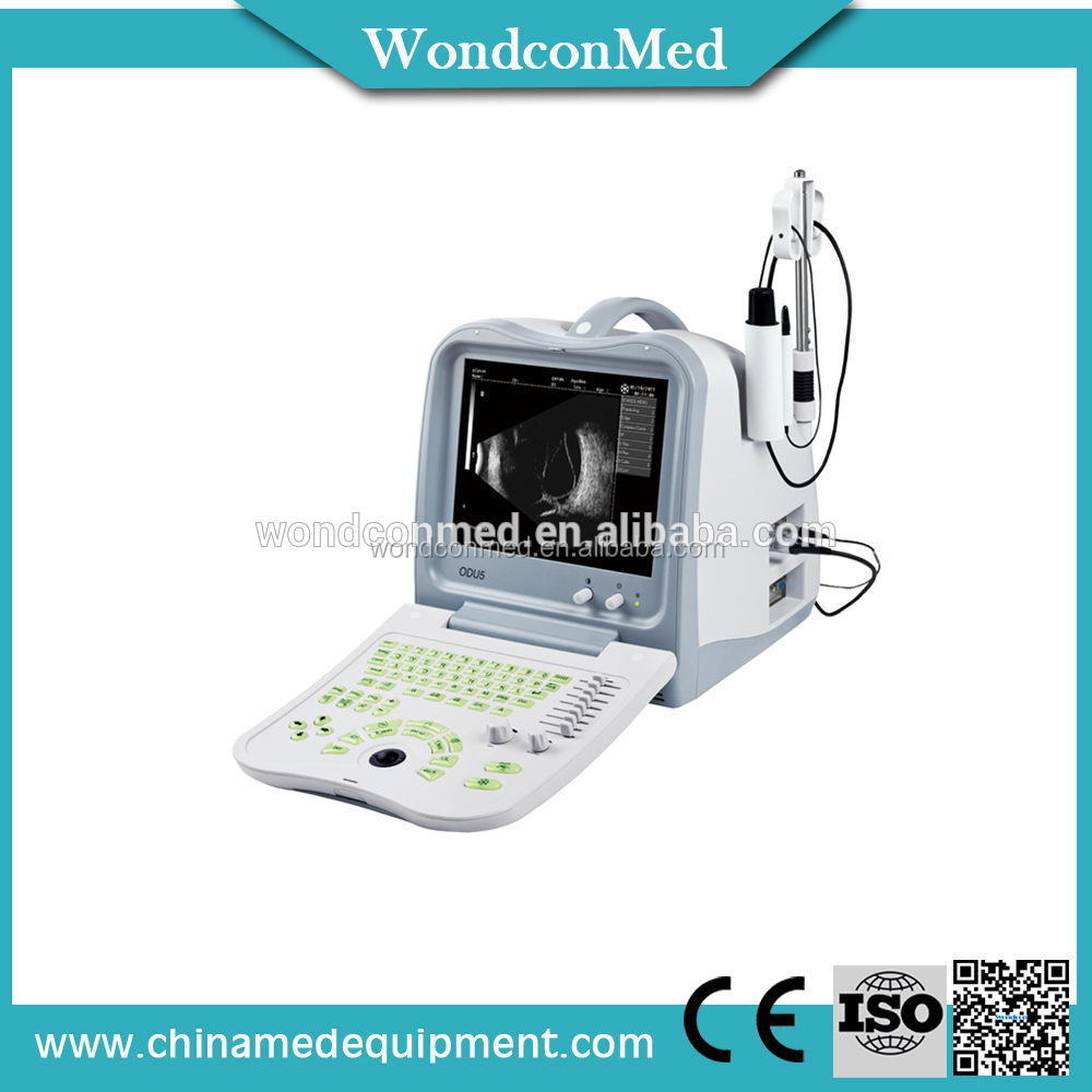 China Portable Used Ophthalmic Ultrasound Equipment