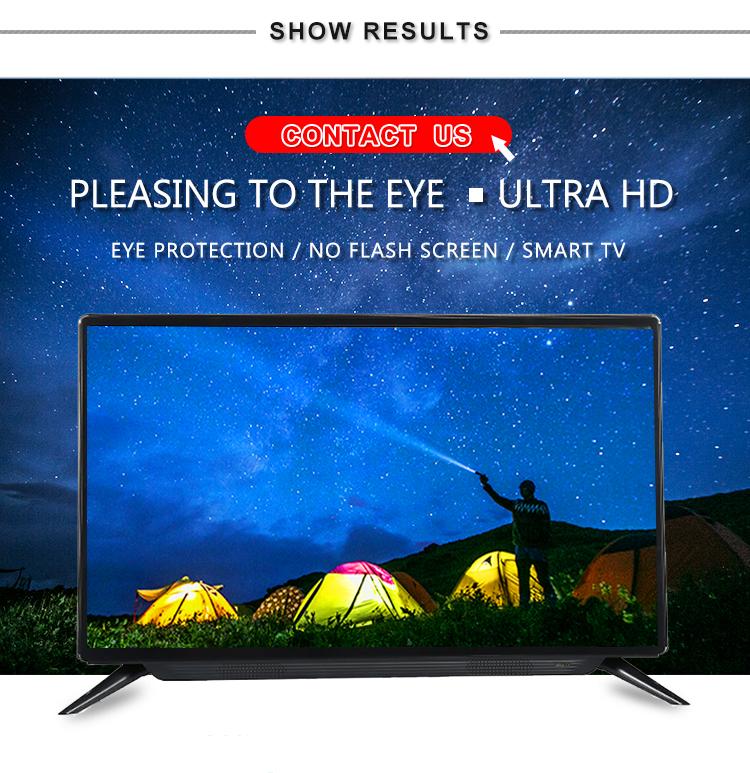 Hot sale 32 inch led smart tv universal 4k television tv led tv