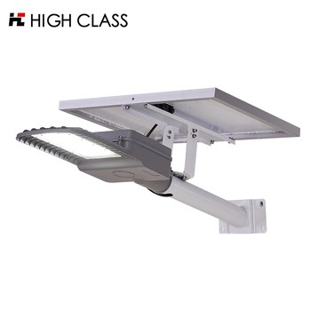 China factory integrated IP65 aluminum 30w solar powered led street light