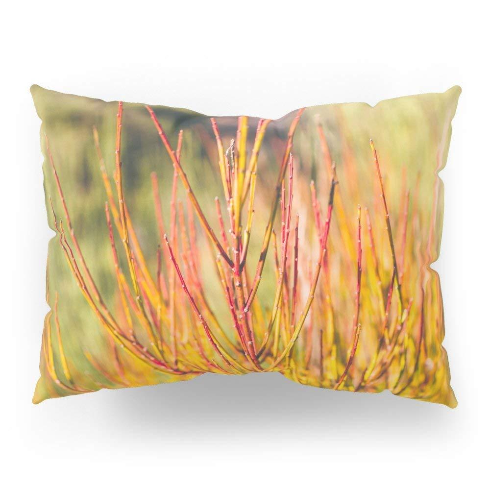 "Society6 Breathing Nature (V) Pillow Sham Standard (20"" x 26"") Set of 2"