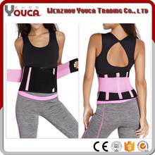 Factory price Waist Trimmer Weight Loss Ab Belt - Premium Stomach Wrap and Waist Trainer