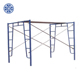 types of h frame scaffolding load calculation system