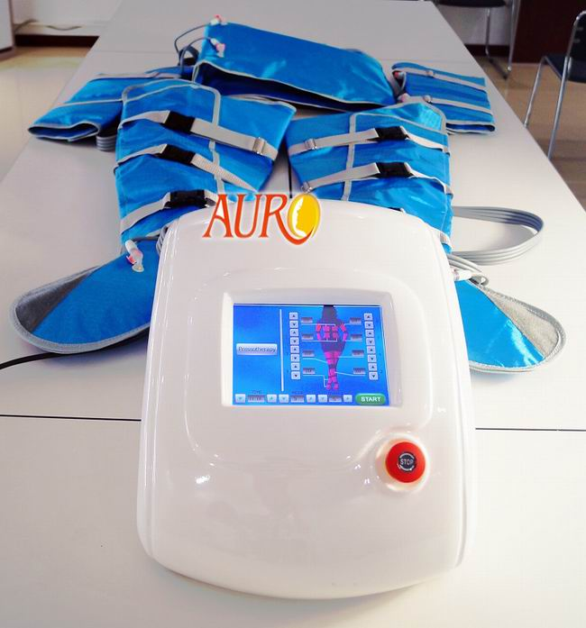 AU-6807 New Arrival Pressotherapy Lymphatic Drainage In India
