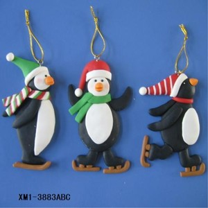 2018 item christmas decoration christmas ornament clips