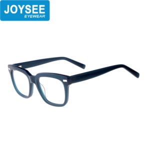 Custom made eyeglass frames, handmade stylish unisex spectacles optical frame chinese