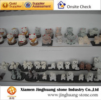 Animal stone Sculptures by hand Carvings