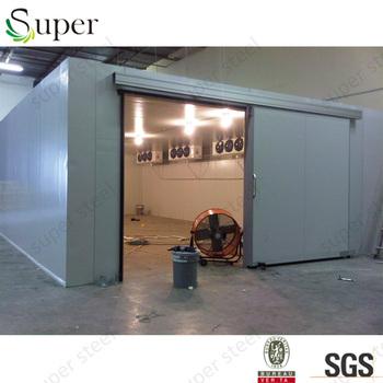 Walk In Cooler Panels Cold Room Refrigeration Unit For