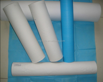 Disposable Exam Couch Paper Roll With One Ply Tissue And