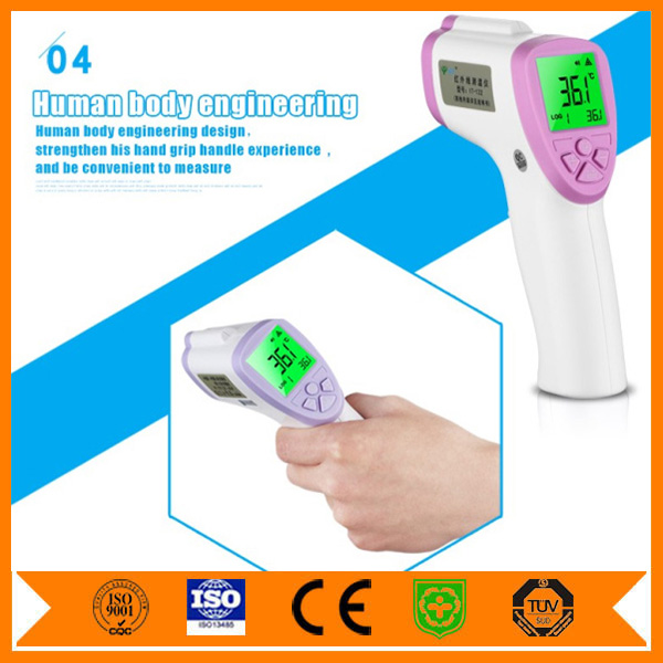 Infrared thermometer High quality Non Contact body thermometer temperature equipment Handheld digital baby monitor