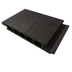Engineered Flooring Type Waterproof WPC outdoor decking Flooring with PVC material /Swimming Pool Wpc Decking