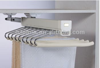 Furniture Accessories Pants Rack Pull Out Hanger