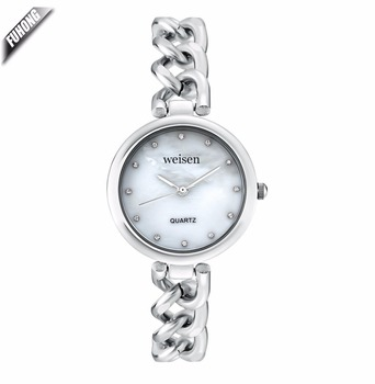 8e4a96558c7 Produtos de venda quente em 2018 top 50 das mulheres do vintage pulseira  relógio com pulseira