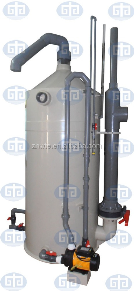 Tilapia Fish Tank Protein Skimmer For Recirculating aquaculture system
