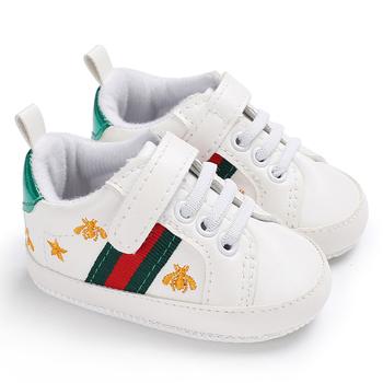 2018 Günstige Mode Blau Baby Walker Schuhe Baby Jungen Schuhe Grau Kinder Ersten Wanderer Kleinkind Sommer Sandalen Buy Babyschuhe,Schule Jungen