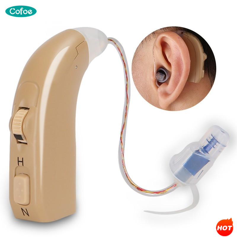 Cofoe Replaceable Mini Invisible High Quality Amplifier cic hearing aids