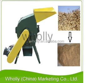China Leading Manufacturer multifunctional small corn hammer mill for sale