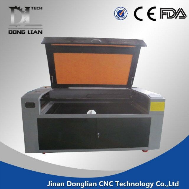 Donglian DL5030 3d laser glass engraving machine for crystal/wood Rotary attachment for column materials