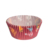 #160 Bakest Christma tree design greaseproof paper cake cup with stripe package