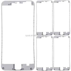 Alibaba China lcd touch screen front supporting frame for apple iphone 6 plus mobile phone unlocked original