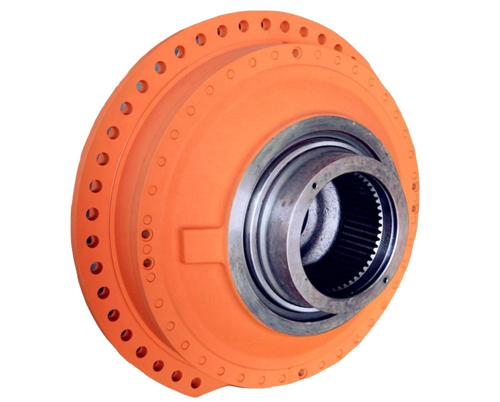 Radial Piston Hydraulic Motor Compact CA series CA50 CA70 CA100 CA140 CA210 for Hagglunds