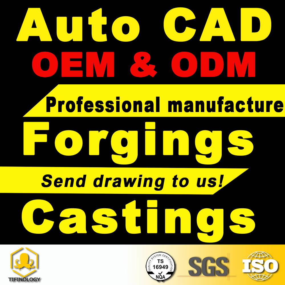 Tifinology OEM Customised china high quality sand moulding castingfabrication service a413 aluminum die casting