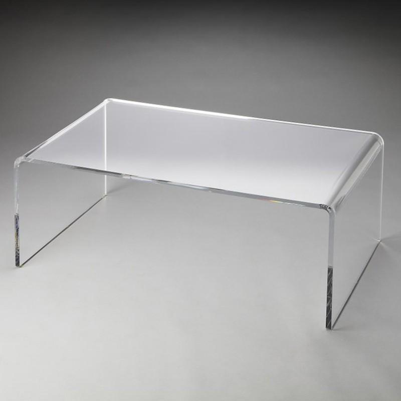 Wohnzimmer Plexiglas Konsole Eitelkeit Schreibtisch Mobel Klaren