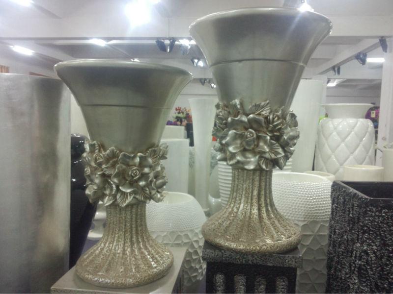Hasil gambar untuk vas bunga dari fiberglass